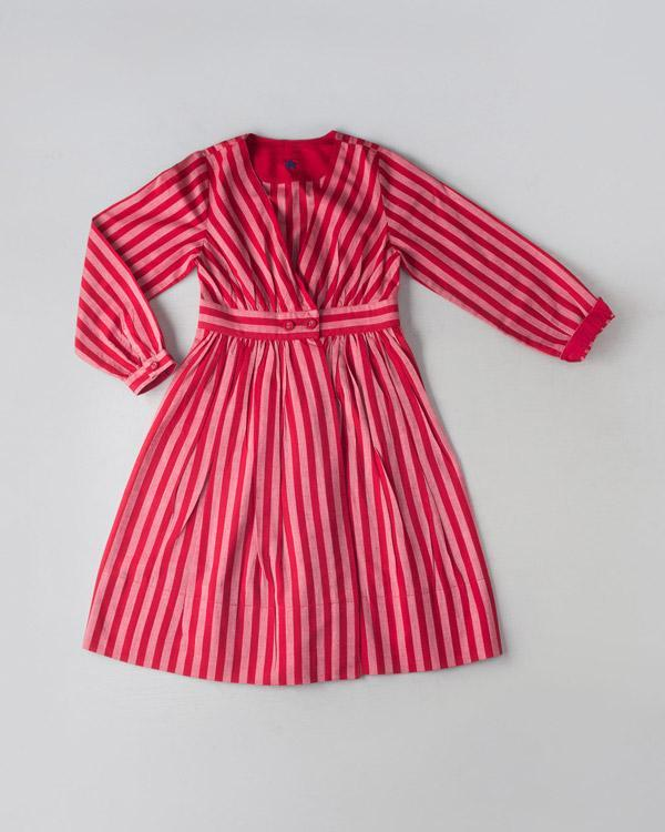 Little Nico Stripe Dress