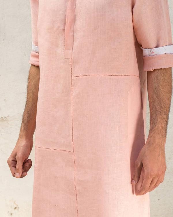 Moonbeam Panel Kurta