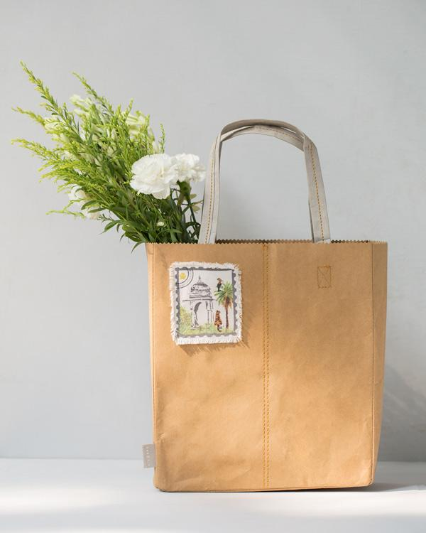 Sher Bagh Paper Tote