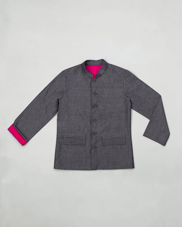 Little Block Jacket
