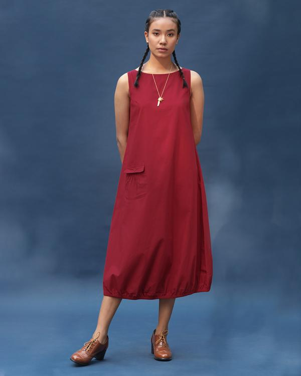 Joey Dress - Red
