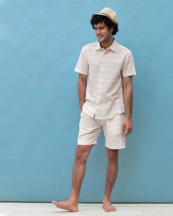 Luna Shorts - White