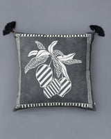 Aam Trium Cushion - Charcoal