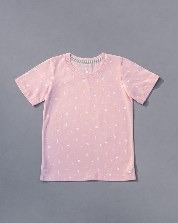 Little Icon T-Shirt - Pink