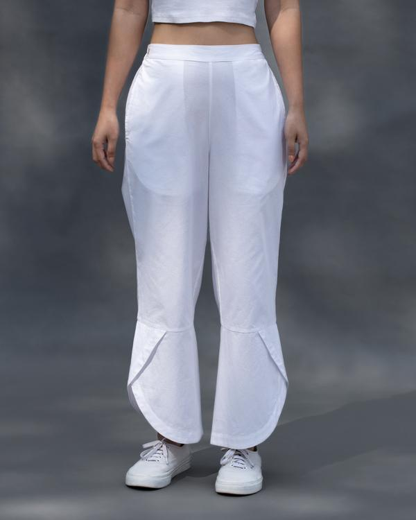 Nomad Pants - White