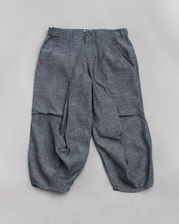Little Weekender Pants - Grey