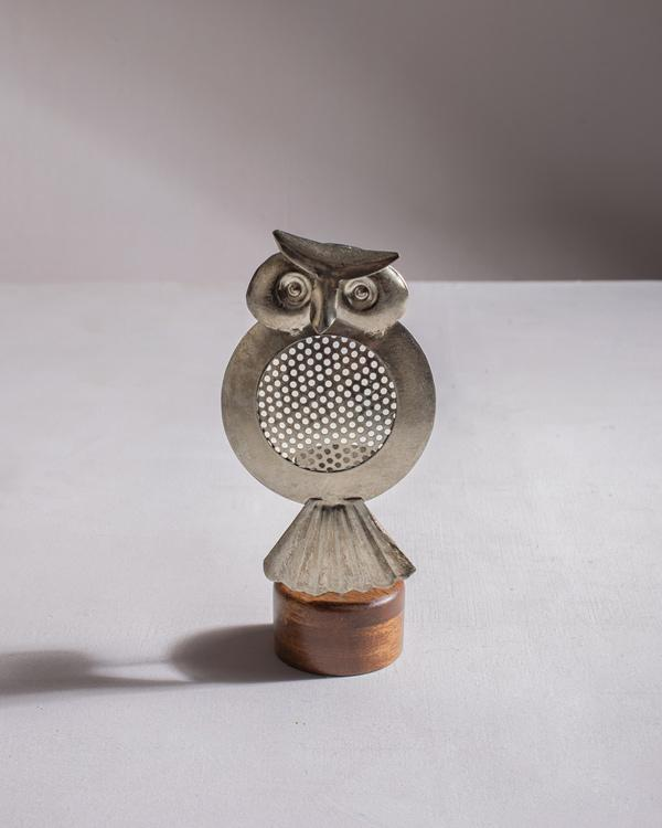 Owl Tealight Holder Small