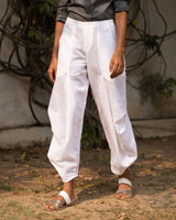 Weekend Trousers - White