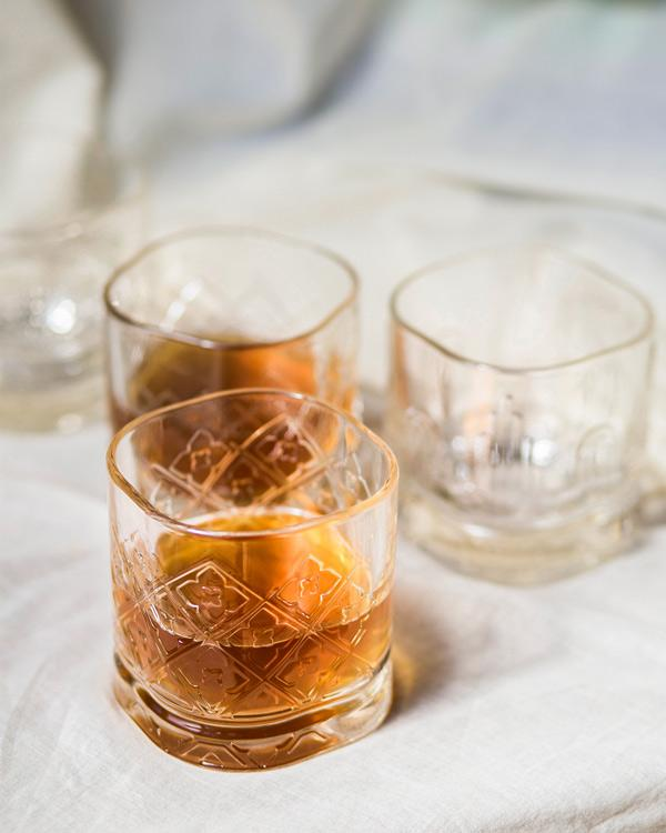 Mahi Whiskey Glasses (Set of 4)