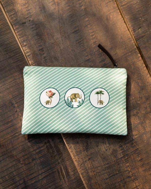 Msitu Pouch Medium - Green