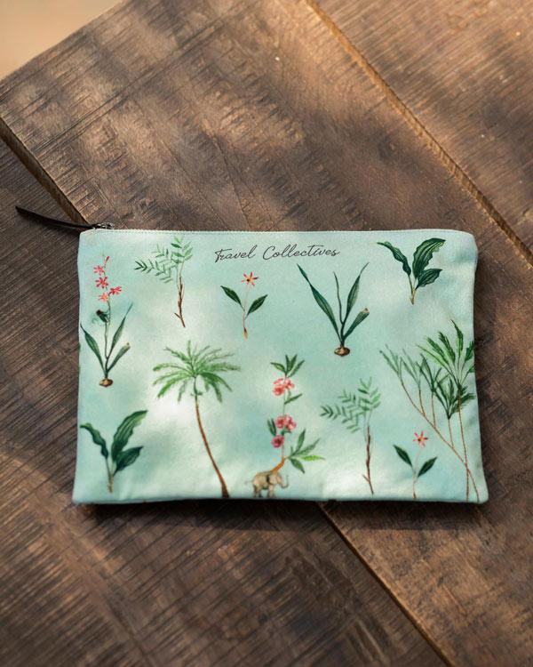 Msitu Pouch Large - Green