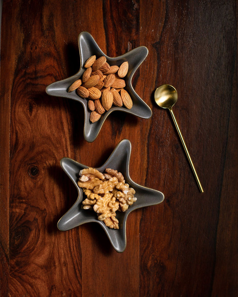Starfish Trinket Set of 2 with spoon