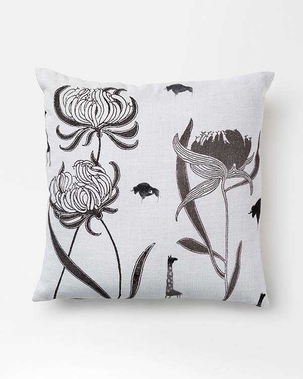 Chrysanthemum Cushion