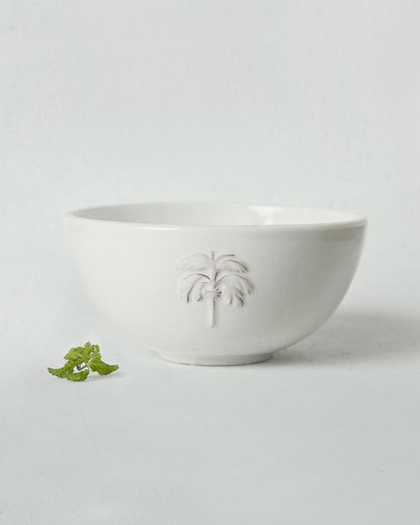 Ele Palm Cereal Bowl