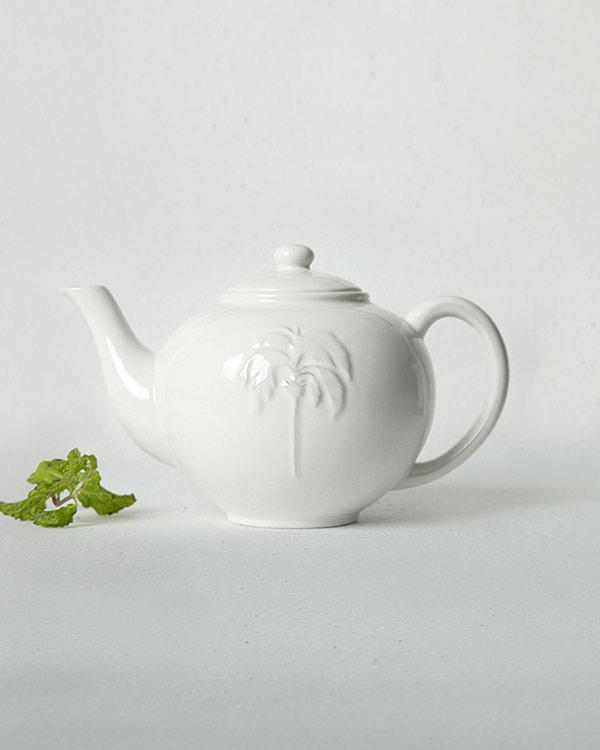 Ele Palm Tea Pot