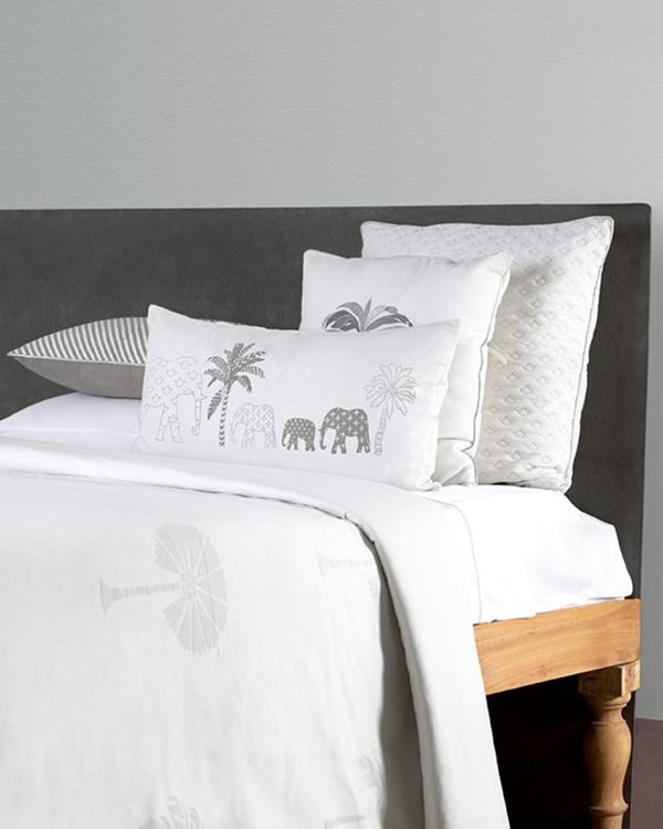 Colombo Palm tree Twin Duvet Cover