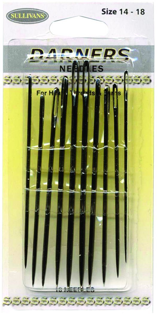 DARNERS NEEDLES SZ 14-18 PK/10