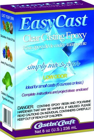 Environmental Technology Easycast Kit, 8oz.