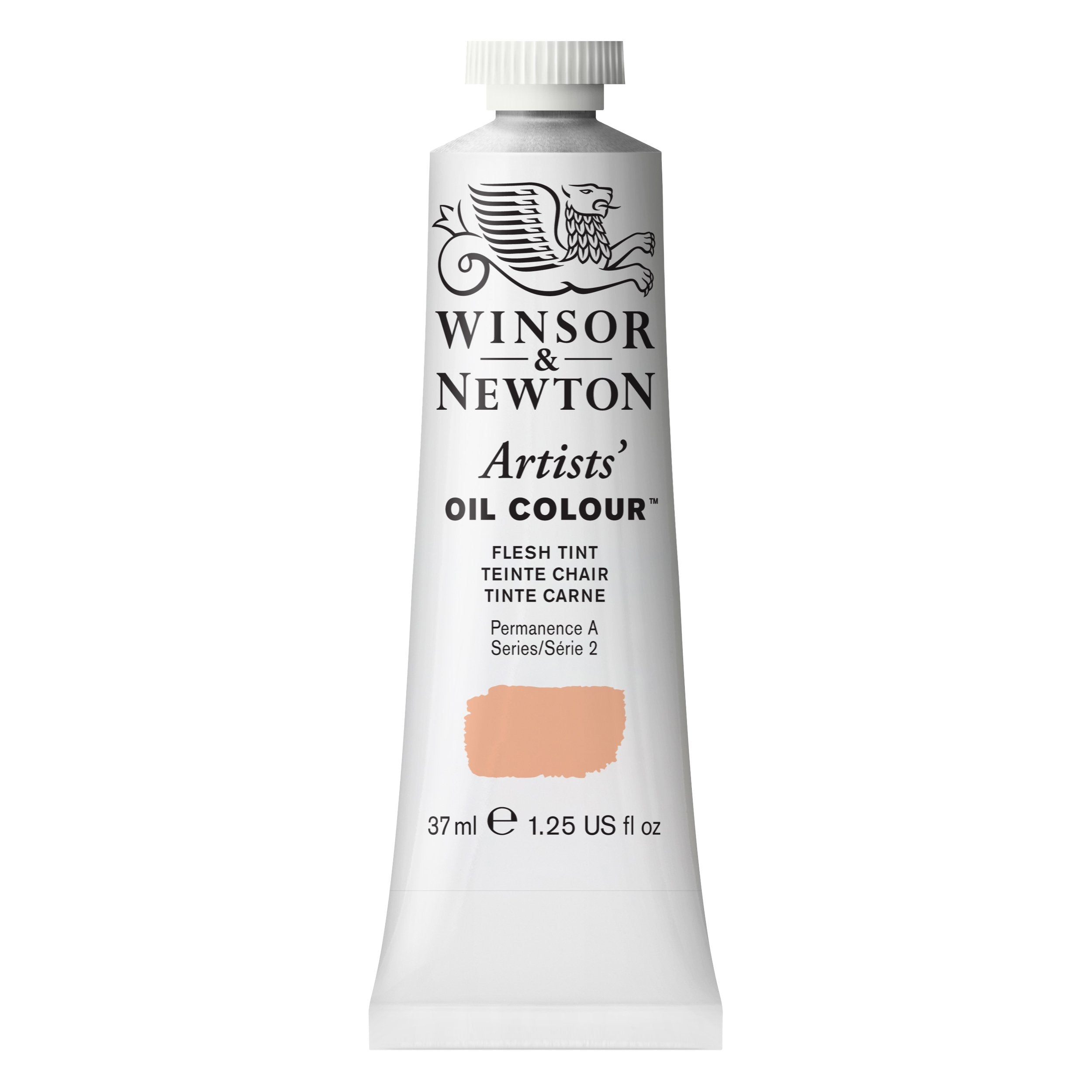 Winsor & Newton Artists Oil Color, 37ml, Pale Rose Blush