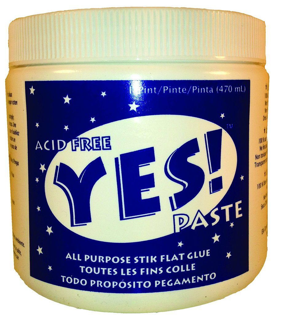 Yes Adhesives Yes! Paste, Pint
