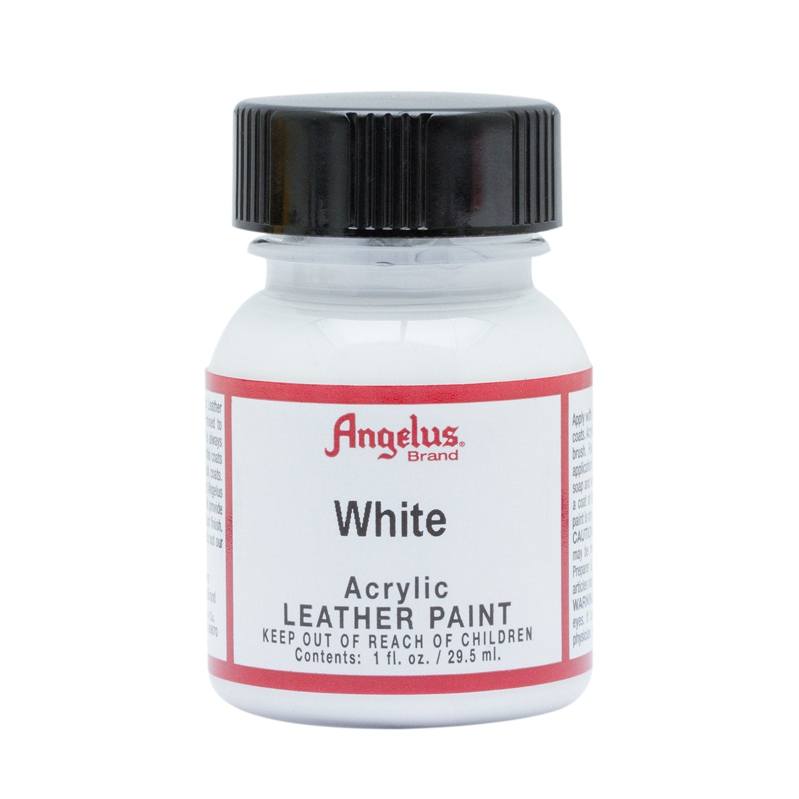 Angelus® Acrylic Leather Paint, 1 oz., White
