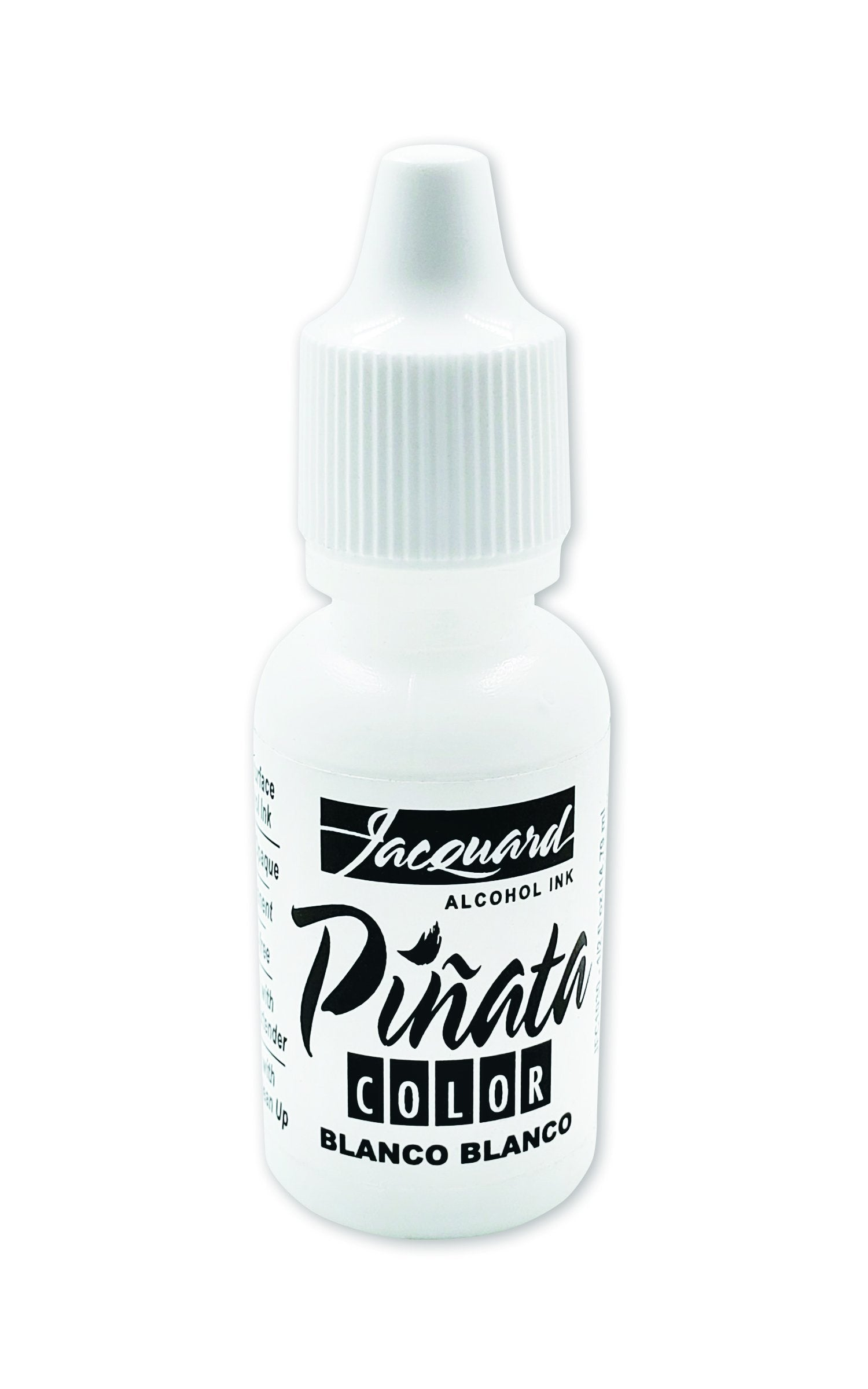 Jacquard Piñata Alcohol Ink, 1/2 oz., Blanco Blanco