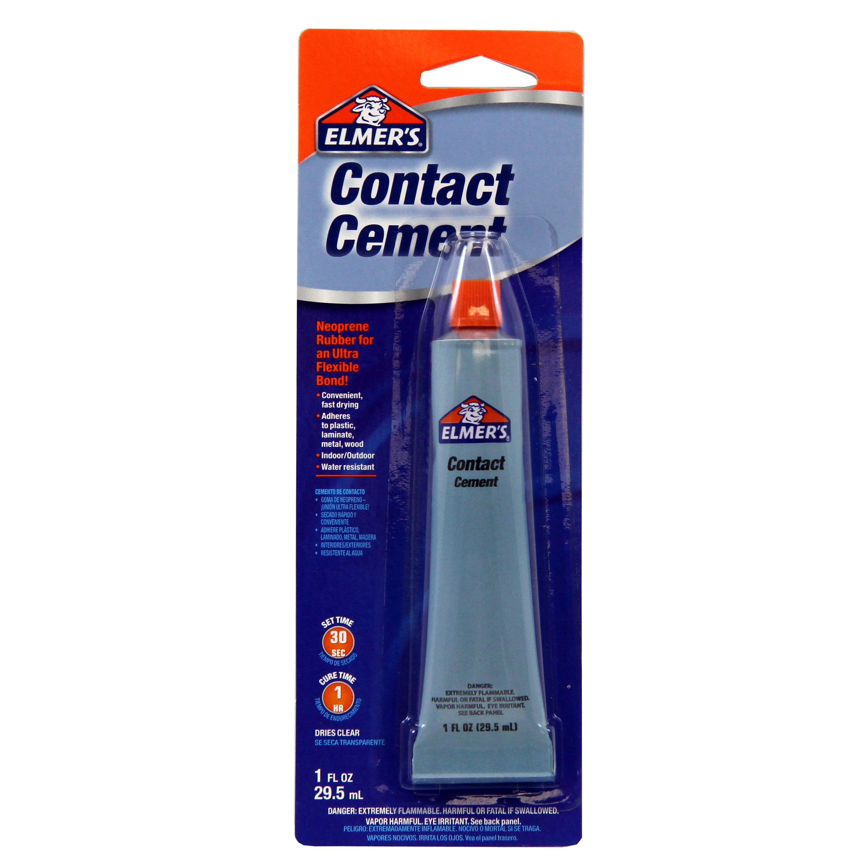 Elmer's Contact Cement, 1 oz.