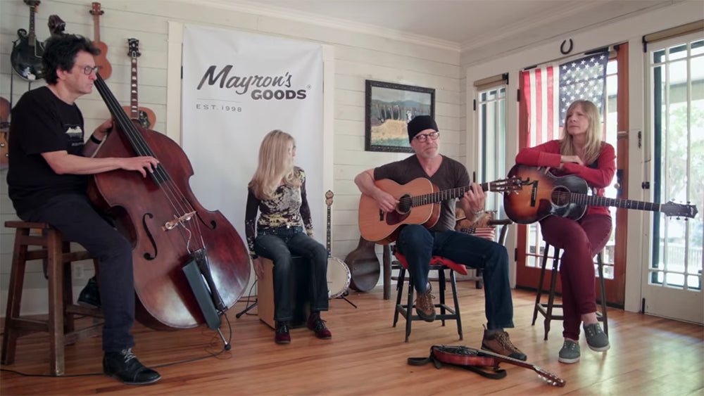 "James McVay ""Walk Away Renee"" - The Living Room Sessions"