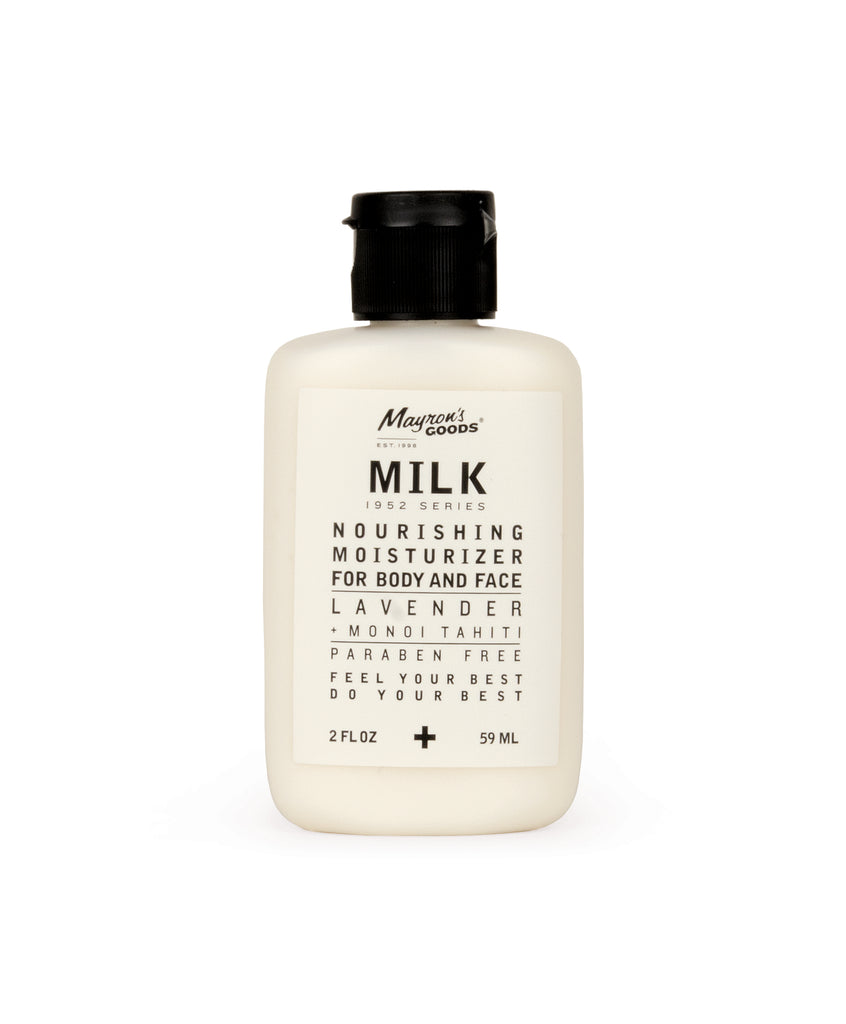 MILK Lavender + Monoi Tahiti 1952 Series (2 fl oz, Travel Size)