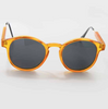 THE DYLAN SUNGLASSES, Mustard Front