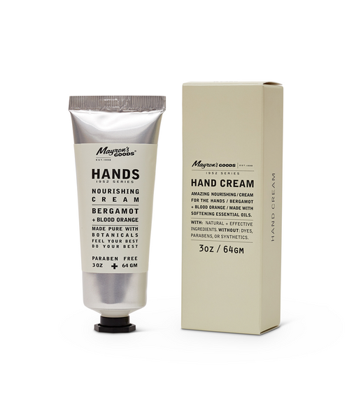HANDS 1952 Series Hand Cream 3 oz