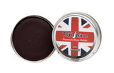 Medium Brown shoe polish, brown beeswax,  brown polish,