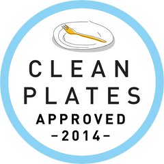 Clean Plates Approved