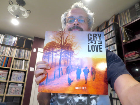 Cry Of Love: Brother LP