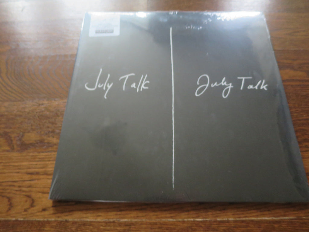 July Talk - July Talk - LP UK Vinyl Album Record Cover