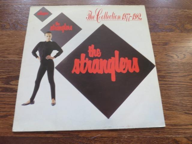 The Stranglers - The Collection 1977-1982 - LP UK Vinyl Album Record Cover