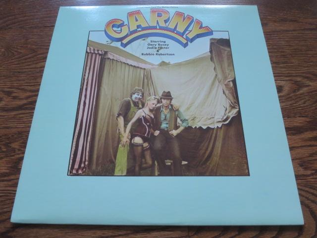 Various Artists - Carny Soundtrack - LP UK Vinyl Album Record Cover