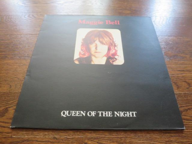 Maggie Bell - Queen Of The Night - LP UK Vinyl Album Record Cover