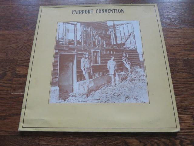 Fairport Convention - Angel Delight - LP UK Vinyl Album Record Cover