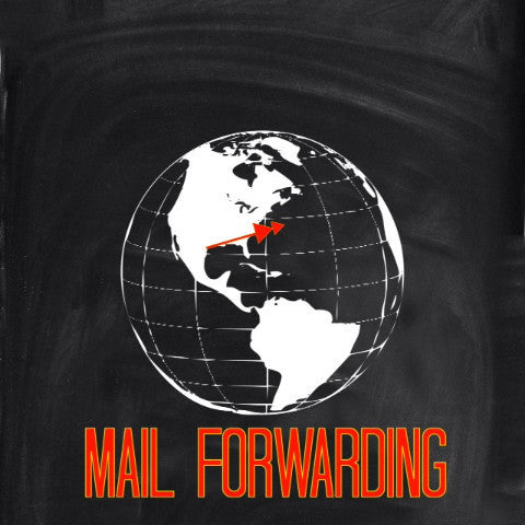 .Mail Forwarding. - $25.00