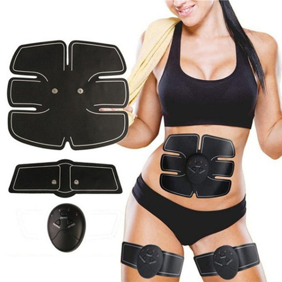 Smart Fitness Abdominal Massager Six Pack Abdominal and Arm Muscle Training Device_3