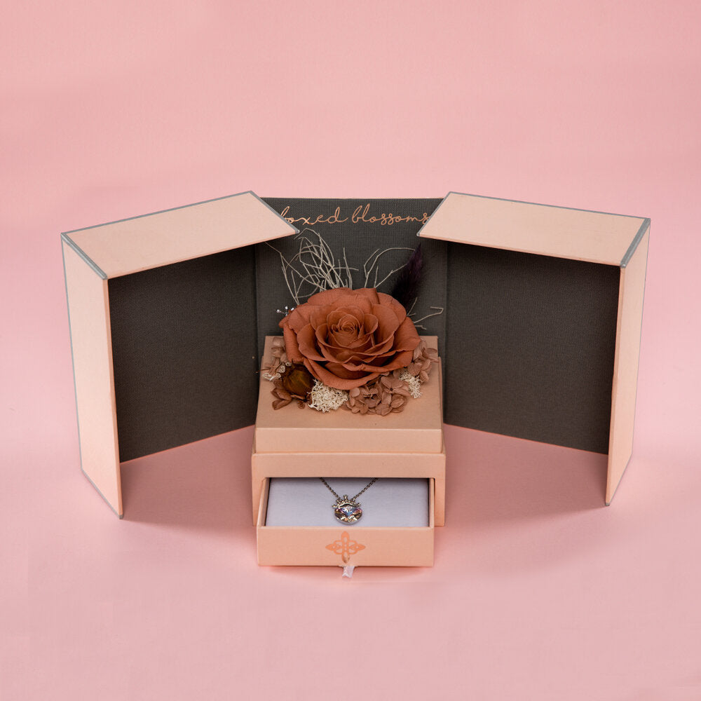 Blossoms Swing Box