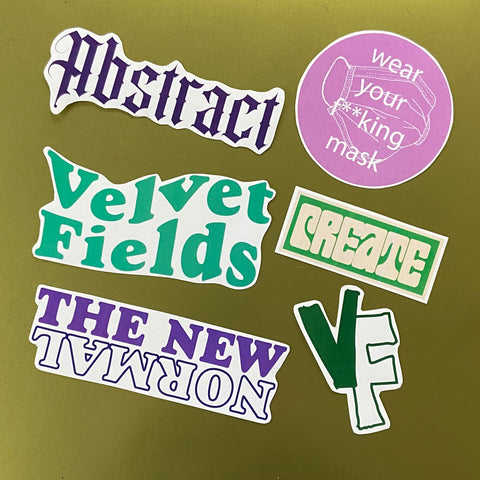 VF Sticker Pack