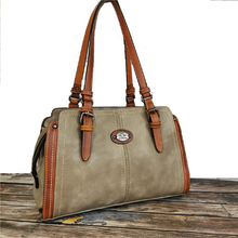 Load image into Gallery viewer, Women's Leather Handbag