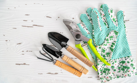 Garden tools and wire cutter