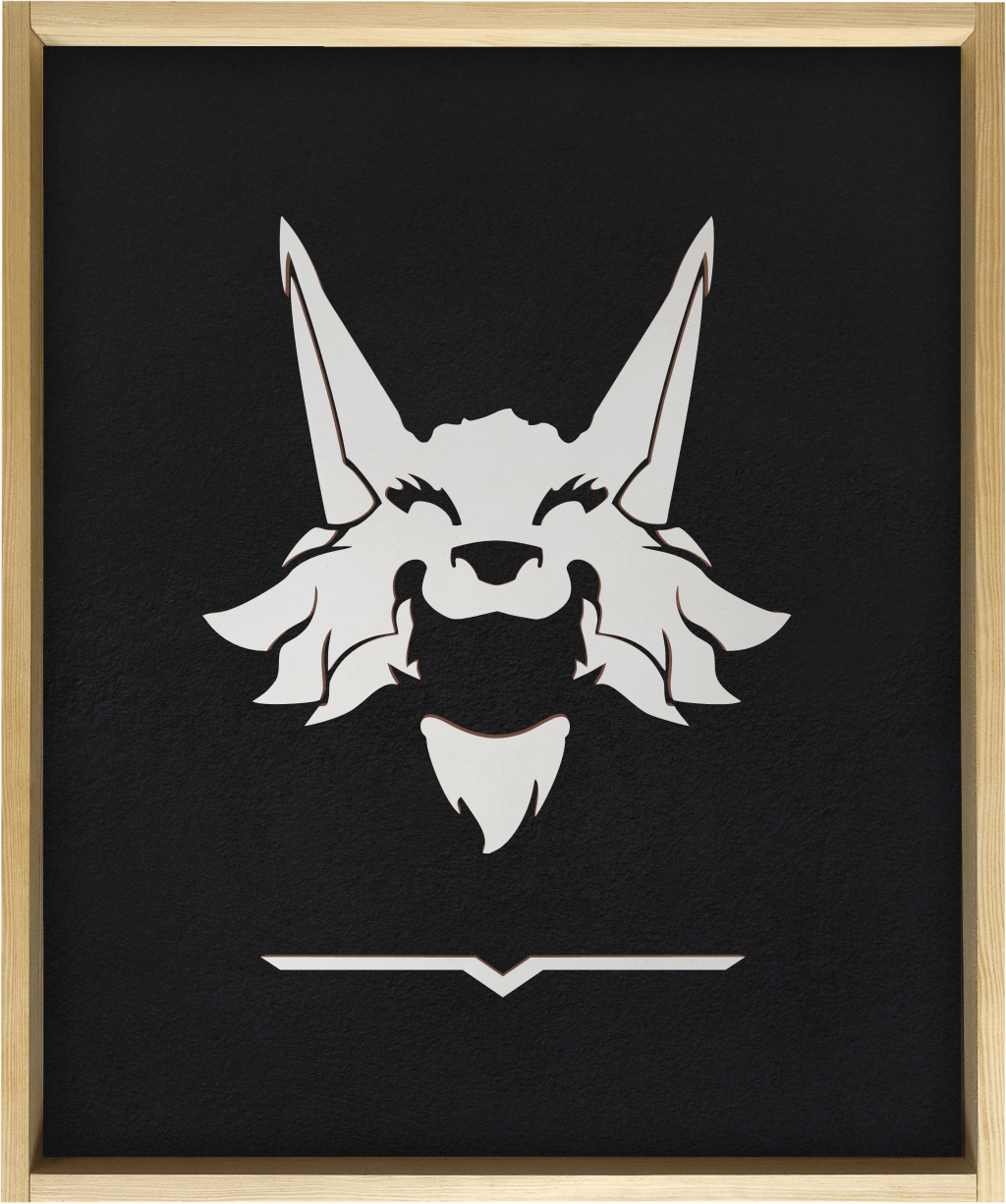 Warwick - Wooden poster