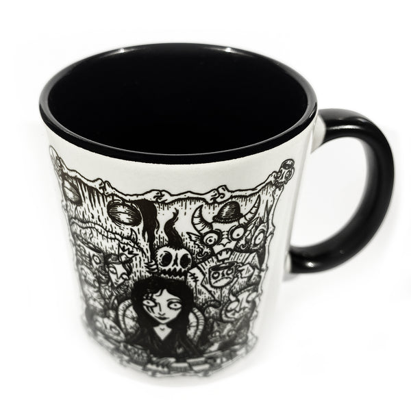 "Mug ""REJOICE IN THE MADNESS"""
