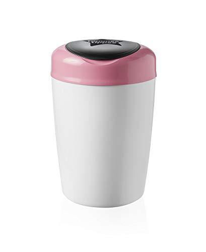 Tommee Tippee 87008001 Simplee Nappy Disposal System Pink - PHUNUZ