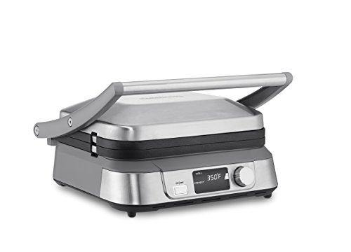 Cuisinart Electric Griddler, Stainless Steel - PHUNUZ