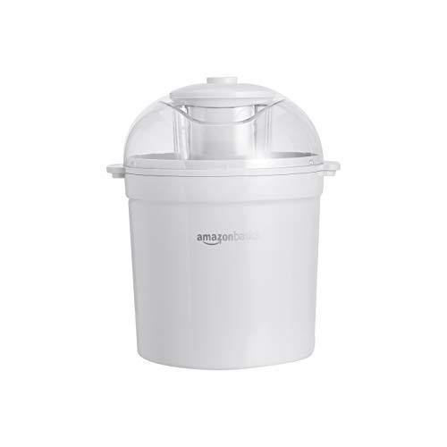 AmazonBasics 1.5 Quart Automatic Homemade Ice Cream Maker - PHUNUZ